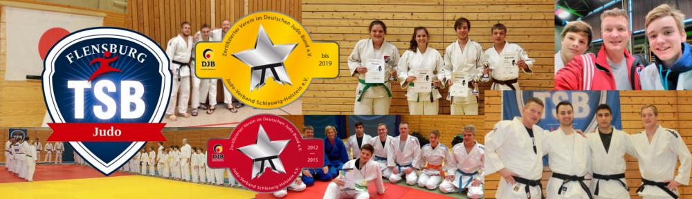 Judo im TSB-Flensburg